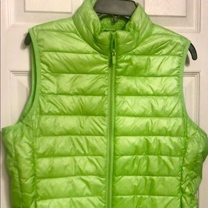NWOT— Be Inspired packable down vest
